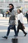 纽约时装周场外街拍:各路潮男集聚